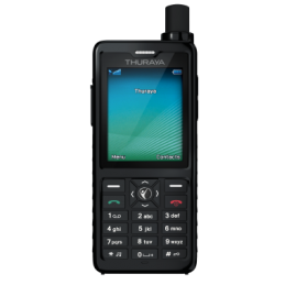 The satellite phone can utilize the signals from GPS, BeiDou and Glonass